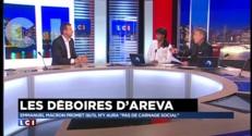 """Areva : """"EDF est l'un des groupes énergétiques les plus endettés d'Europe"""""""