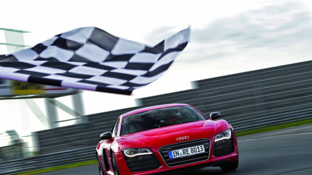 Audi R8 e-tron 2012 Nurburgring