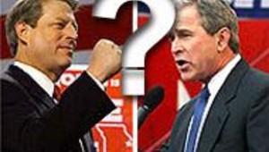 Bush ou Gore... Il va falloir attendre
