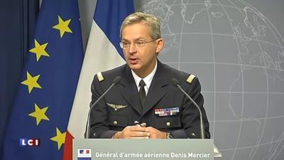 """Crash du F-16 en Espagne : un """"problème de malchance totale"""" selon le chef d'Etat-major"""