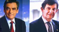 François Fillon et Jean-Pierre Jouyet