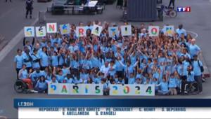 Le 20 heures du 23 juin 2015 : Lancement en fanfare de la candidature de Paris pour les JO 2024 - 211