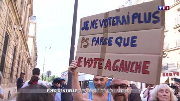 A la recherche des électeurs perdus de François Hollande