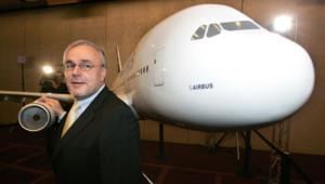 Airbus Gustav Humbert aéronautique EADS