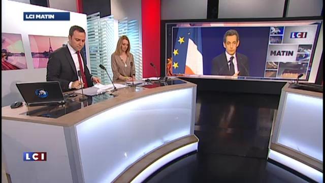 """Alain Juppé sifflé : Sarkozy favorable à """"la liberté de se faire entendre"""" - TF1"""