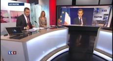 """Alain Juppé sifflé : Sarkozy favorable à """"la liberté de se faire entendre"""""""