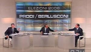 debat prodi berlusconi 04 avril