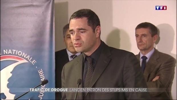 François Thierry accusé de trafic de cannabis par un ancien indic