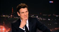 """Le 20 heures du 13 octobre 2013 : Marc Lavoine sur TF1 : """"Un privil� de jouer avec Donald Sutherland"""" - 2273.08"""