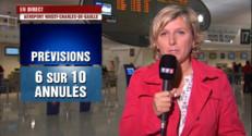 Le 20 heures du 21 septembre 2014 : Gr� Air France : les pr�sions pour la journ�de lundi - 415.671