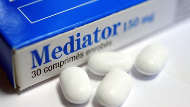 Le médicament Mediator est accusé d'avoir tué 500 à 2.100 patients