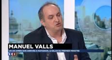 """Le rêve secret de Manuel Valls, """"inventer un parti démocrate à l'américaine"""""""