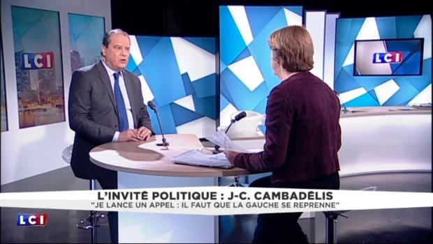 """""""Nuit Debout"""" : pour Cambadélis, quand il y a """"repolarisation, il y a aussi une forme de radicalisation"""""""