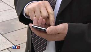 SMS téléphone