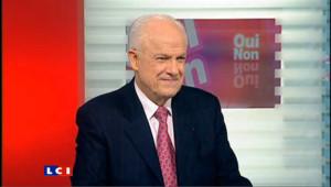 """Alain Lambert : """" Nicolas Sarkozy m'a profondément déçu """""""