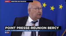 """Eleveurs en colère : """"Il était indispensable que l'Etat se mobilise"""" assure Michel Sapin"""