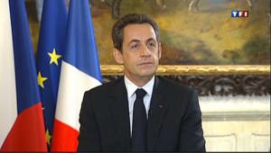 "Génocide arménien : Sarkozy demande le respect des ""convictions"""