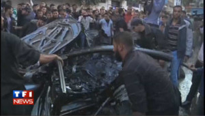 Mort du chef militaire du Hamas : les images