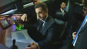 Sarkozy Alstom AGV