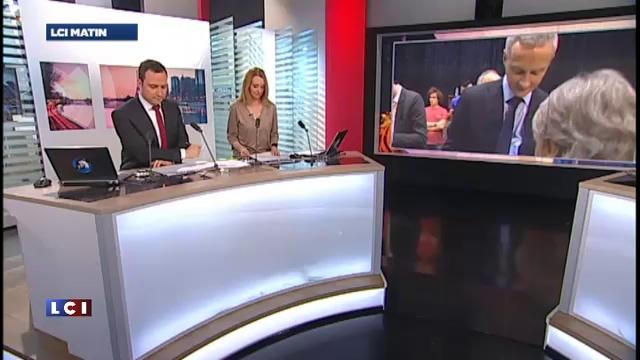 UMP : Le Maire réalise une meilleure campagne que Sarkozy - TF1