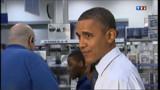 Obama invite Hollande à la Maison Blanche