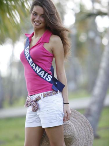Miss Orléanais 2009 - Roland Cassandre : candidate Miss France 2010