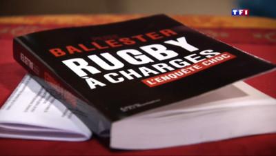 Le 20 heures du 4 mars 2015 : Dopage dans le rugby, l'enquête qui dérange - 1421.0129999999997