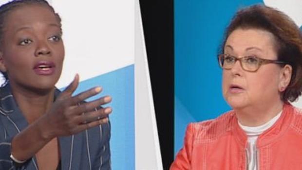 Rama Yade Christiane Boutin sexisme en politique