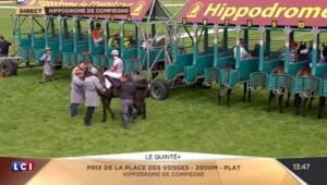 Replay du Quinté du 21/04/2016 – hippodrome de Compiègne