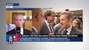 UMP: Thierry Solère, proche de Le Maire, chargé par Sarkozy d'organiser la primaire