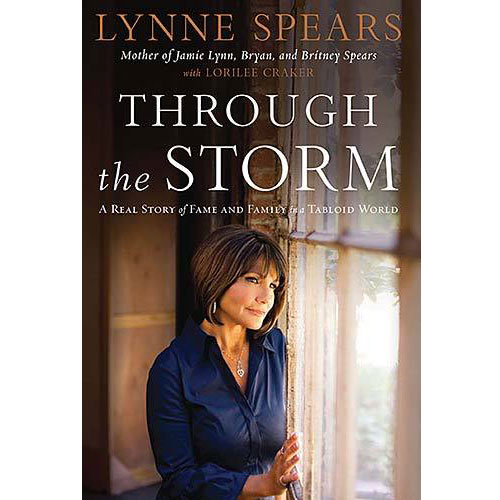 People : Couverture livre Lynne Spears