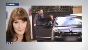 "Carla Bruni-Sarkozy : ""C'est simplement inimaginable"""