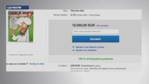 Charia Hebdo sur Ebay