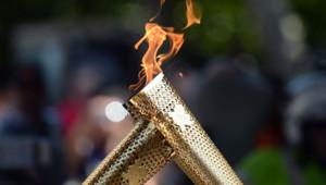 La torche olympique de Londres 2012