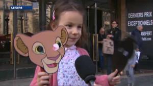 Le Roi Lion en 3D : qu'en pensent les enfants ?
