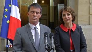Manuel Valls a reçu les syndicats de médecins et internes, mécontents de la loi Santé
