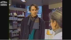 1987, campagne médiatique en France pour le préservatif
