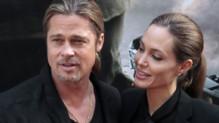Angelina Jolie et Brad Pitt à Paris le lundi 3 juin pour la sortie de World war Z.