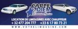 CARPE DIEM LIMOUSINE SERVICE (BE)