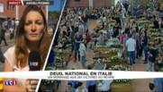 Deuil national en Italie : Julia, la fillette qui a sauvé sa petite soeur, sera enterrée ce samedi