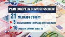 Europe : 300 milliards pour relancer la croissance