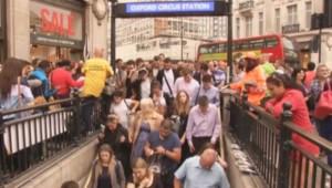 grève métro londres pagaille