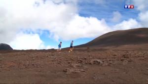 Le 20 heures du 3 mai 2014 : Trail �a R�ion : ils courent sur un volcan - 1398.3959643554688