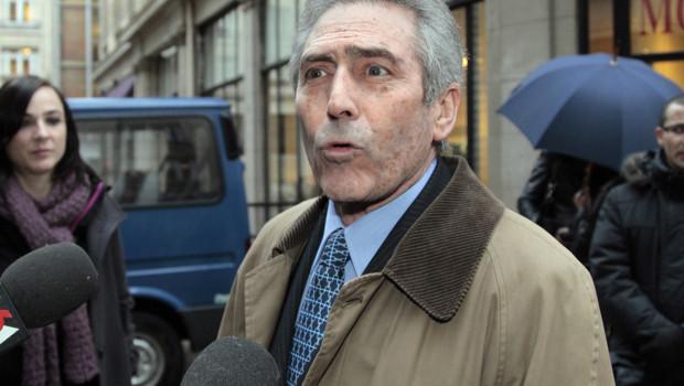 Le docteur Dominique-Michel Courtois (janvier 2011)