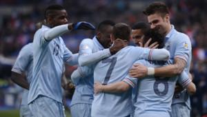 Les Bleus joueront les barrages du Mondial 2014.