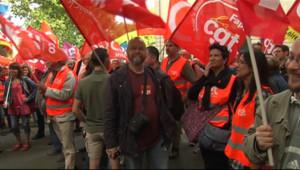 Manifestation à Nantes (archives)