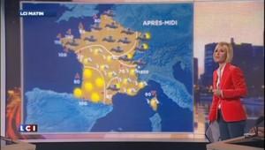 Météo : 7 départements placés en vigilance orange