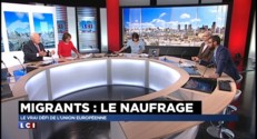 "Migrants en Europe : ""un blocus continental, la seule solution"""