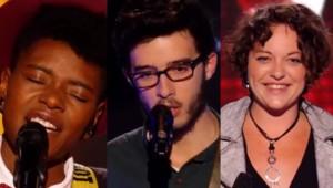 The Voice 5 : Alexandre Mauranne et Tamara font l'unanimité