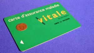 Carte vitale, santé, sécurité sociale